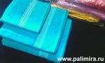 Купить набор махровых полотенец оптом и в розницу
